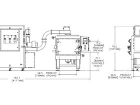 2000 Series Batch Ovens